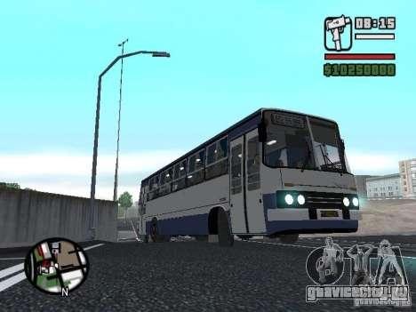Ikarus 260.27 для GTA San Andreas