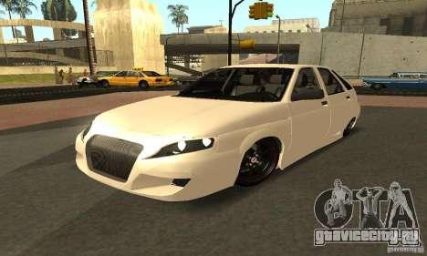 ВАЗ 2112 Tuning для GTA San Andreas