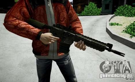 Colt CM901 из MW3 для GTA 4 третий скриншот