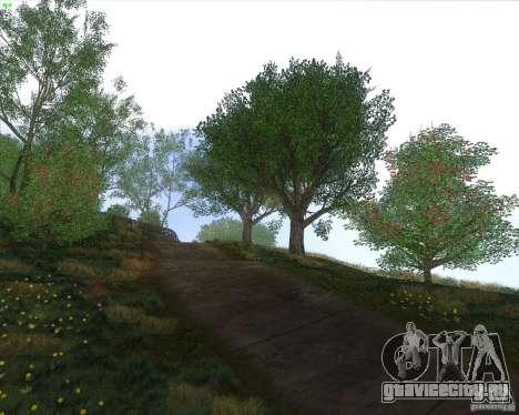 Project Oblivion HQ V1.1 для GTA San Andreas восьмой скриншот
