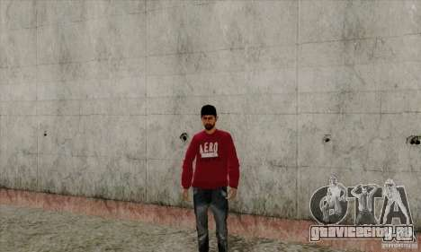 Скин на замену Bmyst для GTA San Andreas третий скриншот