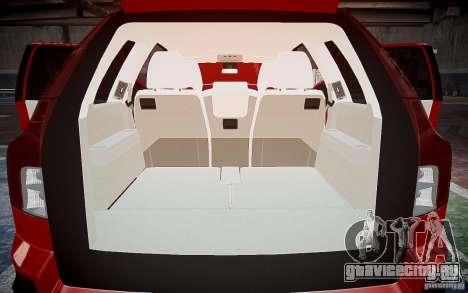 Volvo XC 90 для GTA 4 двигатель