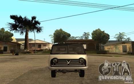 УАЗ-450 «Сорока» для GTA San Andreas вид справа