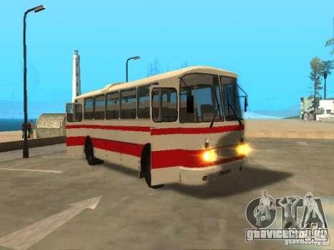 ЛАЗ 699Р 98 021 для GTA San Andreas салон