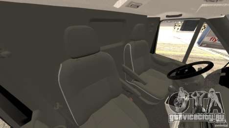 Ford Transit Joen Loka [ELS] для GTA 4 вид изнутри