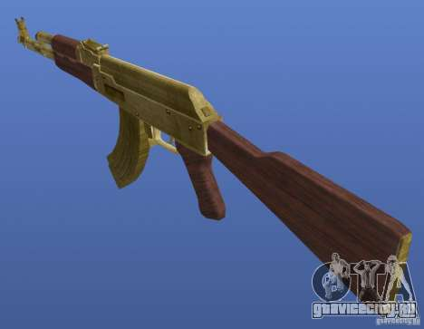 Weapons Retex для GTA 4 второй скриншот