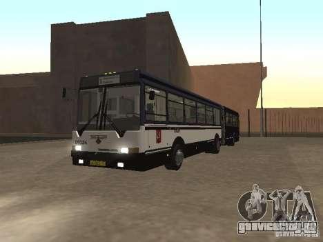 Московит 6222 для GTA San Andreas вид слева