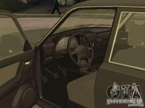 ГАЗ 3110 v 2 для GTA San Andreas вид справа