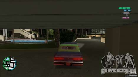 Corona Glow Fix для GTA Vice City второй скриншот
