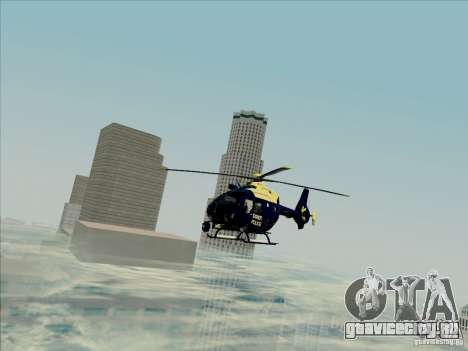 Eurocopter EC-135 Essex для GTA San Andreas вид справа