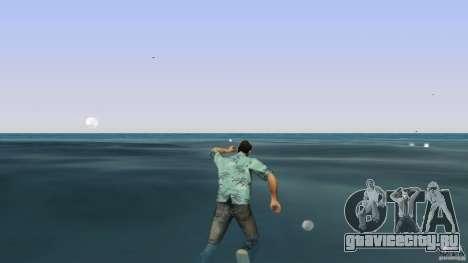 Плавание для GTA Vice City
