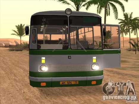 Новые скрипты для автобусов Вер. 2.0 для GTA San Andreas