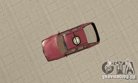 Saab 9000 для GTA San Andreas вид справа