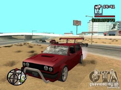 Tun complects для GTA San Andreas третий скриншот