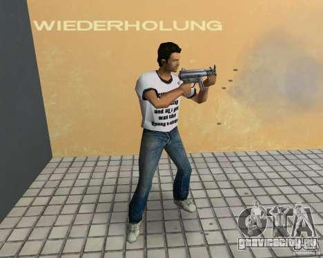 MP5K для GTA Vice City второй скриншот