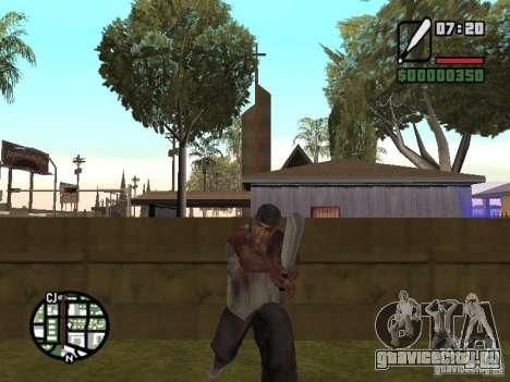 Markus young для GTA San Andreas десятый скриншот