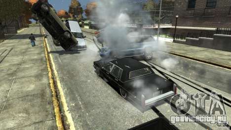 Heavy Car для GTA 4 второй скриншот