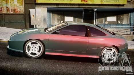 Fiat T20 Coupe для GTA 4 вид слева