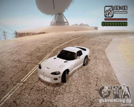 SA DirectX v1.2a для GTA San Andreas третий скриншот