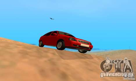 Лада Приора хэтчбэк для GTA San Andreas