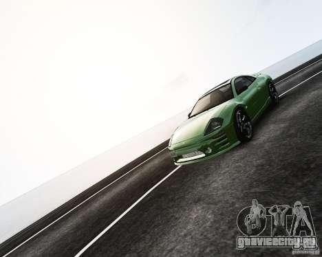 Mitsubishi Eclipse GT-S для GTA 4 вид сверху