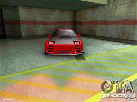 Mazda RX7 для GTA San Andreas вид слева