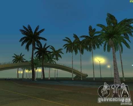 Real palms v2.0 для GTA San Andreas