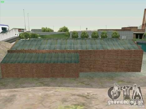 Новый гараж в Doherty для GTA San Andreas шестой скриншот