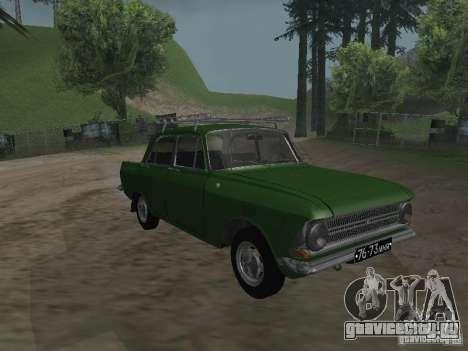 Иж 412 v3.0 для GTA San Andreas