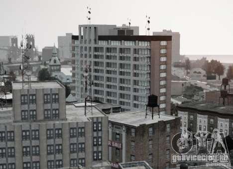 New ENB для GTA 4 девятый скриншот