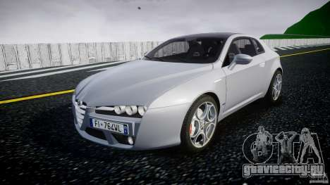 Alfa Romeo Brera Italia Independent 2009 для GTA 4
