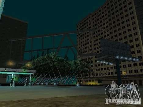 New СITY v1 для GTA San Andreas пятый скриншот