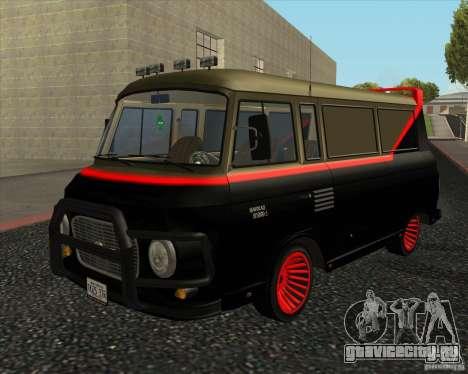 1961-1991 Barkas B1000 для GTA San Andreas вид слева