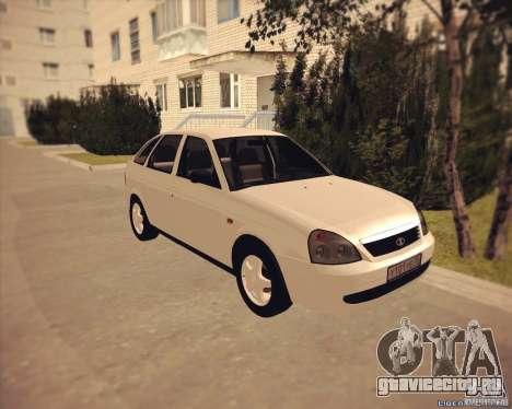 Lada 2172 Granta для GTA San Andreas