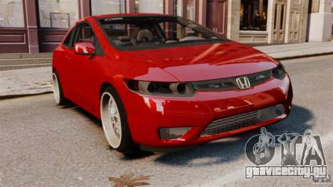 Honda Civic Si для GTA 4