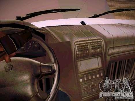 ГАЗ 310231 Скорая для GTA San Andreas вид сбоку