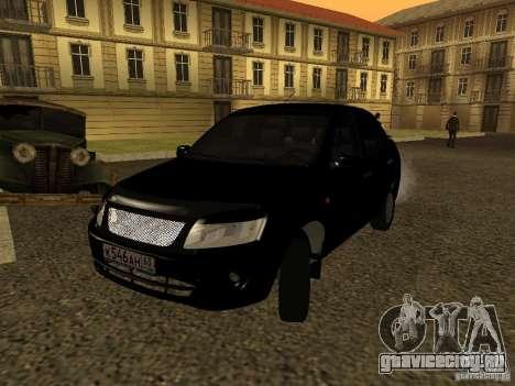 ВАЗ 2190 для GTA San Andreas