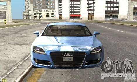 Audi TT 2006 для GTA San Andreas