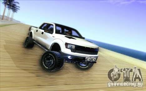 Ford F-150 Carryer Metal Mulisha для GTA San Andreas
