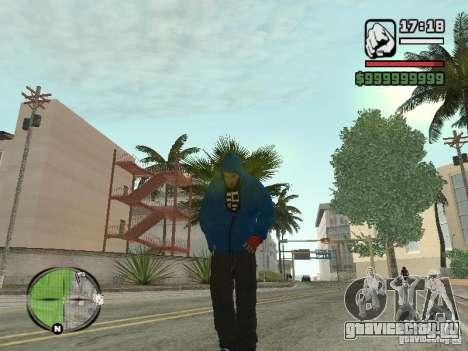 RunMan для GTA San Andreas четвёртый скриншот