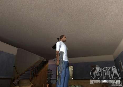 QCW-05 для GTA San Andreas третий скриншот