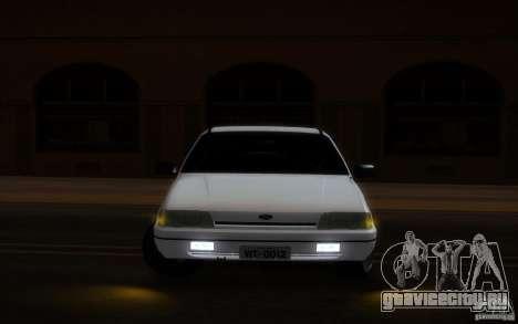 Ford Versailles 1992 для GTA San Andreas вид изнутри