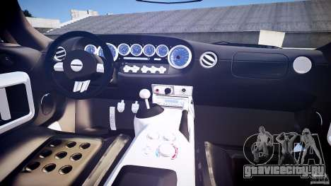 Ford GT1000 2006 Hennessey [EPM] EXTREME VERSION для GTA 4 вид справа