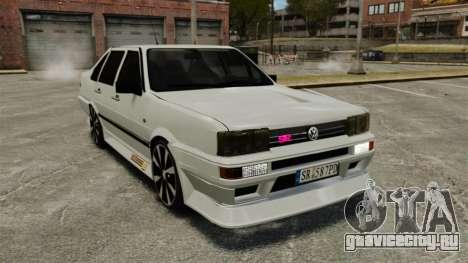 Volkswagen Santana Shanghai Century Rookie для GTA 4