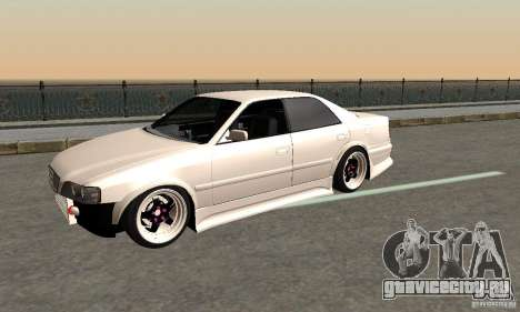Toyoyta Chaser jzx100 для GTA San Andreas