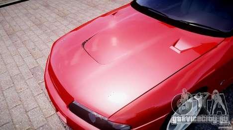 Nissan Skyline R32 GTS-t 1989 [Final] для GTA 4 салон