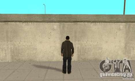 Niko Bellic для GTA San Andreas третий скриншот