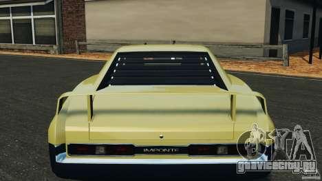 New Dukes для GTA 4 салон