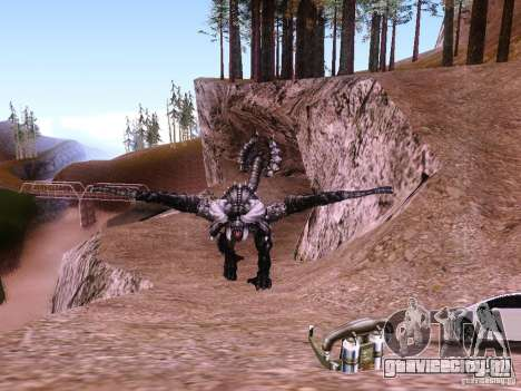 Дракон v2.0 для GTA San Andreas третий скриншот