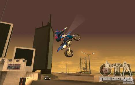 Red Bull Clothes v1.0 для GTA San Andreas десятый скриншот